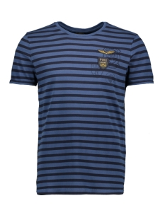 PME legend T-shirt SINGLE JERSEY PRINTED YARN DYED T SHIRT PTSS201585 5281