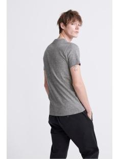 shirt shop embossed tee m1000033b superdry t-shirt jasper grey