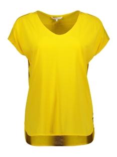 Sandwich T-shirt T SHIRT MET KORTE MOUWEN 21101863 30024 MIMOSA