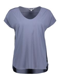Sandwich T-shirt T SHIRT MET KORTE MOUWEN 21101863 41027 BLUE GREY