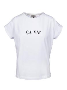 Zusss T-shirt TOF BASIC T SHIRT CA VA 0304 005 0500 WIT
