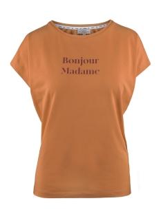 Zusss T-shirt TOF BASIC T-SHIRT BONJOUR 0304 005 6506 HONING