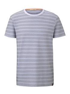 Tom Tailor T-shirt T SHIRT MET PATROON 1017292XX12 22170