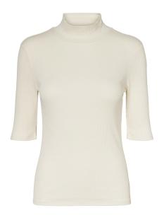 Vero Moda T-shirt VMISLA 2/4 HIGH NECK TOP GA VO 10229752 Birch