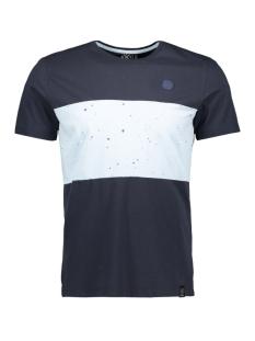 Kultivate T-shirt TS BLUE SPLASH 2001010206 319