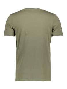 jorpainter tee ss crew neck ka 12179411 jack & jones t-shirt dusty olive/slim