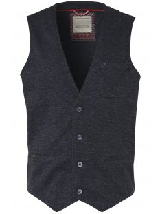 all over printed jersey gilet 95640209 no-excess gilet 078 night