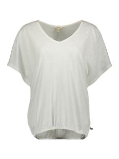 Esprit T-shirt TSHIRT MET VLEERMUISMOUWEN 990EE1K310 E110