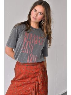 Harper & Yve T-shirt HARPERSTAMP SS T SHIRT SS20K300 ACID/SPICY