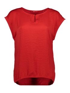 s.Oliver T-shirt T SHIRT MET GLINSTERENDE LOOK 04899326024 3123