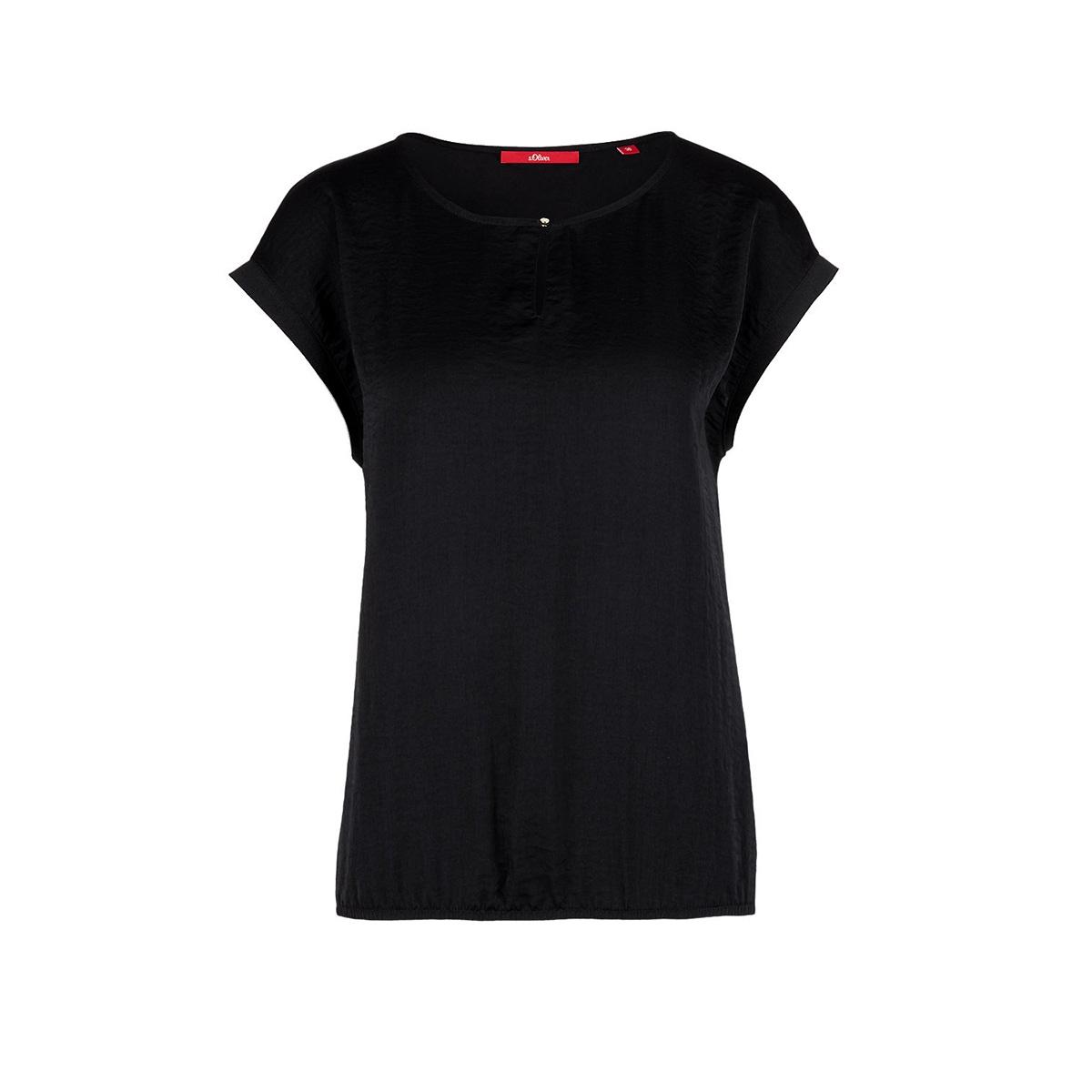 t shirt met glinsterende look 04899326024 s.oliver t-shirt 9999