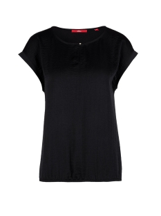 s.Oliver T-shirt T SHIRT MET GLINSTERENDE LOOK 04899326024 9999