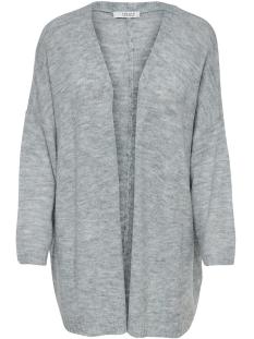 Jacqueline de Yong Vest JDYCREA TREATS L/S NOOS CARDIGAN KN 15176730 Light Grey Melange