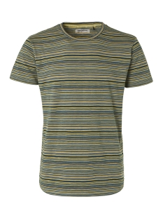 NO-EXCESS T-shirt STRIPES T SHIRT 95350250 056 LIME