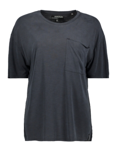 Superdry T-shirt CANYON POCKET TEE W6010010A BLACK