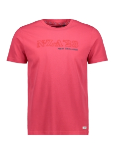 NZA T-shirt RANFURLY 20BN728 287 RED