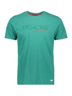 N.Z.A. T-shirt RANFURLY 20BN728 493 NEW GREEN