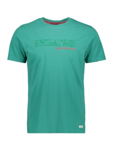 NZA T-shirt RANFURLY 20BN728 493 NEW GREEN