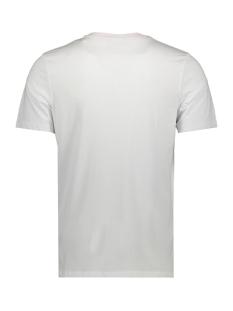 jcoraba tee ss crew neck fst 12172222 jack & jones t-shirt white