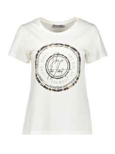 Geisha T-shirt T-SHIRT  02065 41 OFF-WHITE