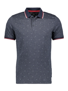 Jack & Jones Polo JCOCARLO POLO SS 12167234 SkyCaptain/SLIM
