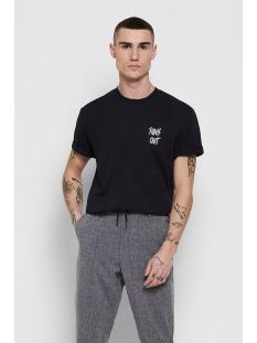 Only & Sons T-shirt ONSKIAN REG SS TEE 22016070 Dark Navy