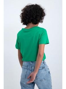 t shirt met tekstprint o00002 garcia t-shirt 6721 mint leaf
