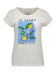 Garcia T-shirt T SHIRT MET PRINT O00003 53 OFF WHITE