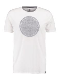 Garcia T-shirt T SHIRT MET PRINT O01001 53 OFF WHITE