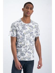 Garcia T-shirt T SHIRT MET ALLL OVERPRINT O01006 53 OFF WHITE