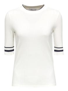 EDC T-shirt GERIBD SHIRT MET OPSTAANDE KRAAG 020CC1K308 C110