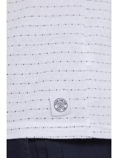 t shirt met gestructureerd patroon 1018131xx10 tom tailor t-shirt 10332