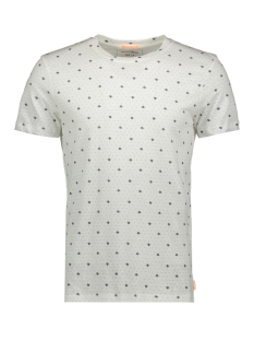 Tom Tailor T-shirt T SHIRT MET ALL OVER PRINT 1019087XX12 23121