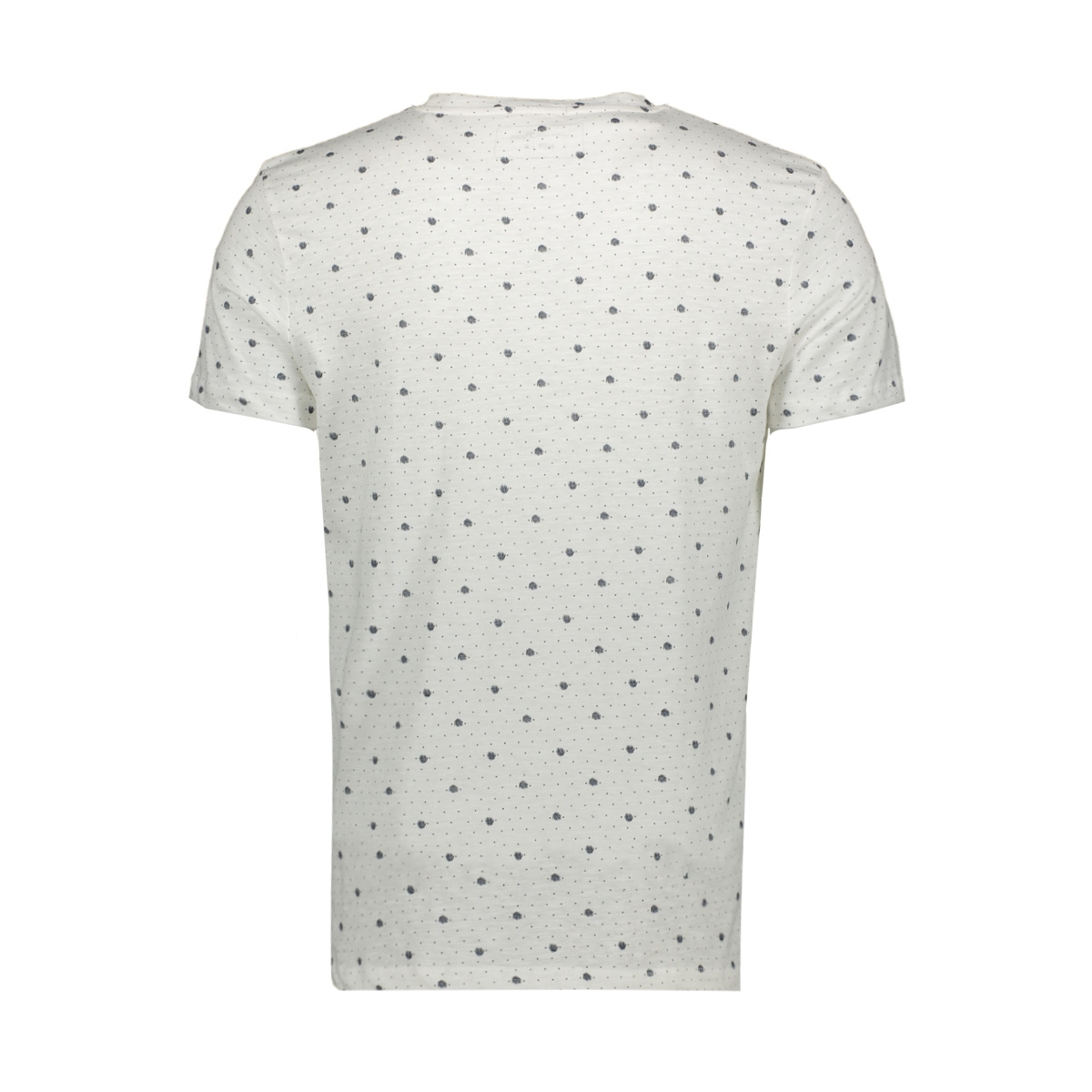 t shirt met all over print 1019087xx12 tom tailor t-shirt 23121