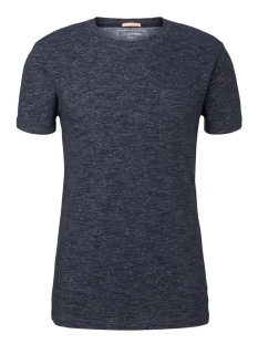 Tom Tailor T-shirt T SHIRT MET BORSTZAKJE 1019086XX12 13684