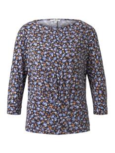 Tom Tailor T-shirt T SHIRT MET PLOOIEN 1017732XX70 23996