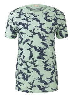 Tom Tailor T-shirt T SHIRT MET ALL OVER PRINT 1019088XX12 23124