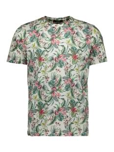 jprlee bla. tee ss crew neck 12169589 jack & jones t-shirt white/reg fit