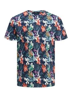 Jack & Jones T-shirt JPRLEE BLA. TEE SS CREW NECK 12169589 Black/REG FIT
