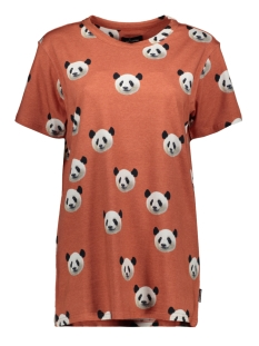 Snurk T-shirt T SHIRT WOMEN LAZY PANDA