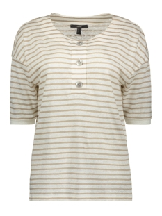 Esprit Collection T-shirt T SHIRT MET KNOOPSLUITING 030EO1K319 E110