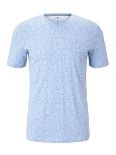 Tom Tailor T-shirt T SHIRT MET ALL OVER PRINT 1018124XX10 22315