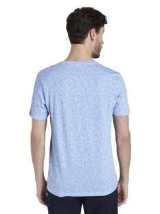 t shirt met all over print 1018124xx10 tom tailor t-shirt 22315