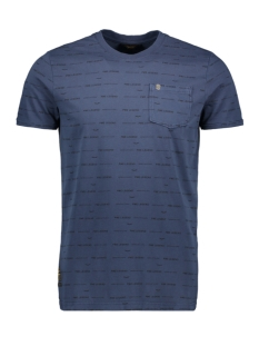 PME legend T-shirt JERSEY SHIRT MET TEKST PTSS202570 5287