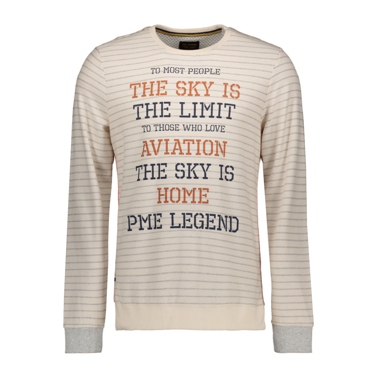 yarn dyed striped jersey pts202509 pme legend t-shirt 7013