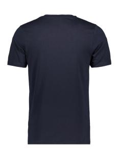 jcoifter tee ss crew neck fst 12172216 jack & jones t-shirt sky captain/slim