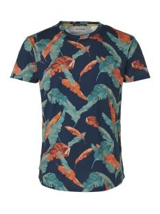 all over printed crewneck t shirt 95360301 no-excess t-shirt 078 night