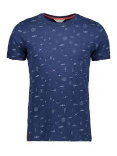 Cast Iron T-shirt FINE JERSEY T SHIRT CTSS202264 5054