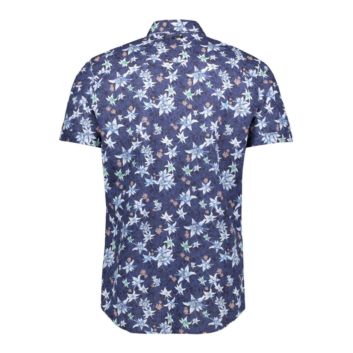 short sleeve shirt bodrean vsis202232 vanguard overhemd 5026