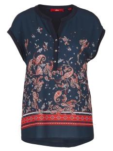 s.Oliver T-shirt T SHIRT MET BLOEMENPRINT 14003325191 58F0